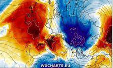 Europa, lovită de două valuri de aer polar în următoarele zile. Frig arctic în România