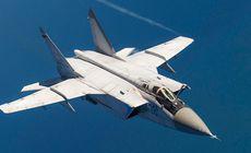 Avionul militar rusesc MiG-31, cu rol de anti-satelit, un coșmar pentru americani