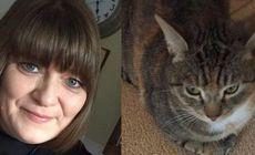O pisică i-a salvat viața stăpânei sale. S-a comportat bizar atunci când a simțit că femeia are cancer
