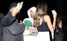 Noua iubită a lui Kun Aguero. Argentinianul a fost căsătorit cu fiica cea mică a lui Maradona, dar acum e free