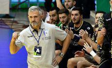 CSM București, la un pas de grupele Challenge Cup la handbal masculin. Dobrogea Sud Constanța, contra lui Malmo, pentru grupele Cupei EHF