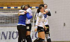 Echipele românești de handbal feminin, în Cupa EHF. Vâlcea, eliminată!