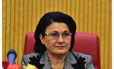 Ecaterina Andronescu ajunge pentru a patra oară ministru al Educaţiei