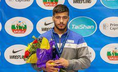 Campionatul Mondial de lupte Under 23, la București. A doua medalie: argint pentru Samuel Ojog. Ștefania Priceputu luptă joi pentru bronz