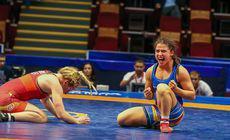Campionatul Mondial de lupte Under 23, la București. Argint pentru Alexandra Anghel, bronz pentru Andreea Ana. Avem cinci medalii în total, fără aur