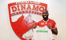 Atacantul Gregory Tade a semnat cu Dinamo. Ce salariu va avea