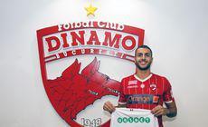 Atacantul italian Mattia Montini a semnat cu Dinamo