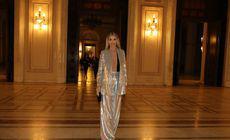 FOTO/ Andreea Bănică, decolteu amețitor la Gala Elle Style Awards 2018. Nu s-a mai afișat așa provocatoare de mult timp