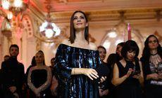 FOTO/ Andreea Berecleanu, cu o rochie suspect de largă. Cum s-a afișat la Gala Elle Style Awards 2018
