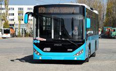 Au apărut primele probleme la autobuzele Otokar, deși nici nu au intrat pe traseu. Reacția Primăriei Capitalei