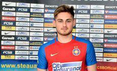 """Fotbalistul moldovean Cătălin Carp rememorează perioada jucată în România: """"Sunt stelist de mic, dar la Cluj m-am simțit cel mai bine"""""""