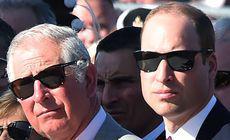 Ce nu au voie să facă împreună Prințul Charles și Prințul William