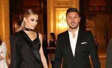 FOTO/ Cât de frumoasă e iubita lui Ciprian Marica. Apariție de zile mari la Gala Elle Style Awards