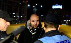 Protestatarul Mihai Dide, tot mai aproape să lucreze la Jandarmerie. Ce post va primi