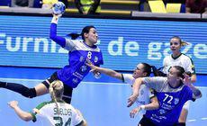 Trofeul Carpați 2018 la handbal feminin. Programul meciurilor transmise de TVR și de TVR HD