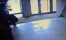VIDEO | Un primar din România a fost filmat în timp ce fura dintr-un hotel. Culmea, se afla la o dezbatere despre anticorupție