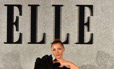 Elena Gheorghe, în cea mai înfoiată rochie la Gala Elle Style Awards 2018