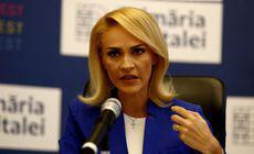 """Gabriela Firea, un nou atac la adresa lui Liviu Dragnea: """"Mă așteptam la mai multă bărbăție / Vrea un București pe modelul Beirutului"""""""