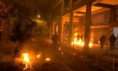 VIDEO | Ciocniri violente între protestatari și forțele de ordine în Grecia