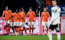 Liga Națiunilor. Olanda, Anglia, Portugalia și Elveția s-au calificat la turneul final. Clasamente și rezultate | VIDEO