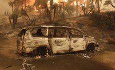 Cele mai devastatoare incendii din istoria Californiei. Peste 30 de morți și sute de persoane date dispărute
