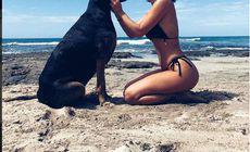 FOTO | Inna își arată posteriorul pe Instagram. Ce fotografii a postat cunoscuta cântăreață