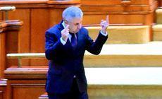 Plângere la Poliție împotriva deputatului Florin Iordache pentru gestul obscen din Parlament. Sesizarea, depusă de Asociația Voci pentru Democrație