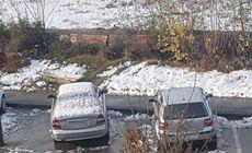 Mai mulți craioveni au avut o mare surpriză, când au coborât în parcare. Poliția a intervenit imediat