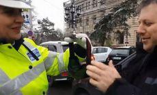 Polițiștii i-au oprit sâmbătă pe șoferii din Iași și le-au pus la ochi ochelari speciali. Care a fost efectul |VIDEO