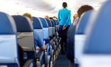 Pilotul a întors imediat avionul când a auzit ce s-a descoperit la bord. O poveste cu final neașteptat