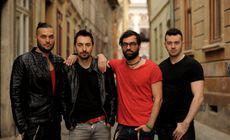"""Doru Isăroiu și trupa """"Red Parlament"""" lansează piesa """"Romantic Story"""". """"Mulți se vor regăsi în ea"""" (VIDEO)"""