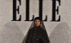 """Silvia de la """"Bravo, ai stil"""", apariție șocantă la Gala Elle Style Awards 2018. A fost văduva neagră și i-a lăsat pe toți cu gura căscată!"""