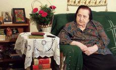 """A murit Simona Patraulea. Celebra prezentatoare a emisiunii """"Floarea din grădină"""" avea 87 de ani"""