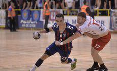 Dinamo, eșec în ultima secundă la Elverum, în Liga Campionilor la handbal masculin