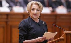 """Viorica Dăncilă vine în Parlament, la """"Ora prim-ministrului"""". Tema: angajamentul în faţa Comisiei de la Veneţia, pe legile justiţiei"""