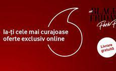 Vodafone Black Friday. Oferte la telefoane și abonamente la preț promoțional