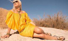 FOTO | Yazemeenah Rossi, modelul de 63 de ani care a uimit o lume întreagă. Cum reușește să arate așa