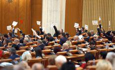 Legea pensiilor, vot final în Parlament. PSD şi-a securizat majoritatea, aprobând un amendament al UDMR