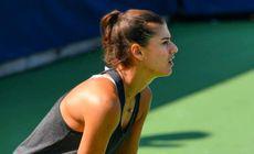 Sorana Cîrstea s-a antrenat la Dubai cu Kristina Mladenovic. S-a intersectat și cu Roger Federer