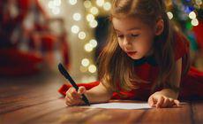 Scrisoarea emoţionantă a unei fetiţe pentru Moş Crăciun: Nu vreau jucării, vreau ca tata…