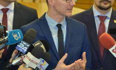 PNL şi USR spun că preşedintele poate participa la şedinţele de Guvern: Amnistia şi graţierea se încadrează la ordine publică
