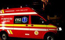 Explozie puternică într-un bloc din județul Hunedoara, soldată cu un mort