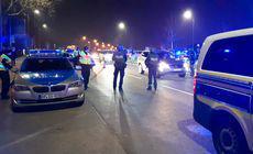 Atac armat la Strasbourg. Poliția germană oprește la graniță mașinile care merg din Germania în Franța