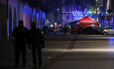 Filmul atentatului terorist de la Strasbourg. Ce spun procurorii francezi că s-a întâmplat lângă târgul de Crăciun