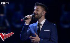 Bogdan Ioan este marele câștigător al sezonului 8 de la Vocea României!
