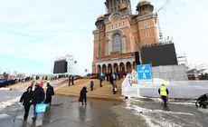 Încă 10 milioane de lei de la Primăria Capitalei pentru Catedrala Mântuirii Neamului!