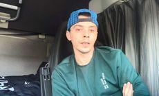Povestea românului care devenit erou în Italia. Șoferul de camion a salvat doi oameni dintr-o mașină implicată într-un accident