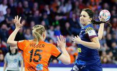 Eliza Buceschi poate deveni golgheterul Campionatului European. Câte goluri trebuie să marcheze în finala mică