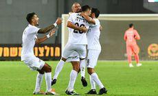 Gabi Tamaș, golul victoriei pentru Hapoel Haifa în meciul cu Maccabi Netanya