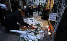 FOTO | Gest emoționant făcut de zeci de oameni în memoria victimelor atentatului de la Strasbourg